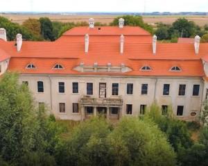 Pałac w Małuszowie pod hotel, spa, klinikę, dom seniora